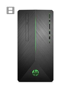 HP Pavilion 690-0020na Intel® Core™ i5, GeForce GTX 1050 Graphics, 8GB RAM, 16GB Intel Optane, 1TB Hard Drive, Gaming PC Best Price, Cheapest Prices