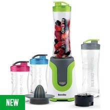 Breville Blend Active 10 Piece Personal Blender Best Price, Cheapest Prices
