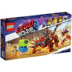 LEGO Movie 2 Ultrakatty & Warrior Lucy Playset - 70827 Best Price, Cheapest Prices