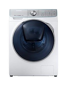 Samsung WW10M86DQOA/EU 10kg Load, 1600Spin, QuickDrive™Washing Machine with AddWash™and 5Year Samsung Parts and Labour Warranty - White Best Price, Cheapest Prices
