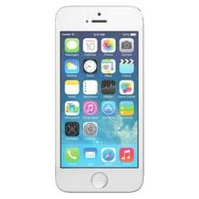 SIM Free iPhone 5S 16GB Pre-Owned Mobile Phone - Silver Best Price, Cheapest Prices
