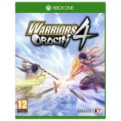 Warriors Orochi 4 Xbox One Pre-Order Game Best Price, Cheapest Prices