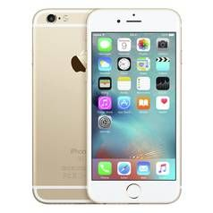 Sim Free iPhone 6s 16GB Premium Pre-owned Mobile phone -Gold Best Price, Cheapest Prices