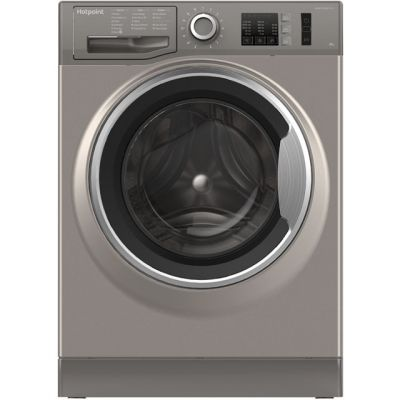 Hotpoint NM10944GSUK 9Kg Washing Machine with 1400 rpm - Graphite - A+++ Rated Best Price, Cheapest Prices