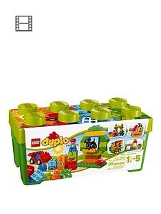 LEGO Duplo 10572 All In One Green Box of Fun Best Price, Cheapest Prices