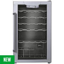 Bush M58 Wine Cooler - Black Best Price, Cheapest Prices