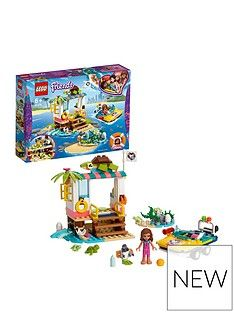 LEGO Friends 41376 Turtles Rescue Mission Set  Best Price, Cheapest Prices