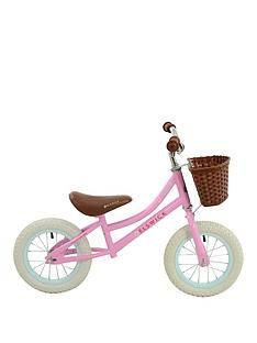Elswick Daisy Girls Heritage Balance Bike 12 inch Wheel Best Price, Cheapest Prices