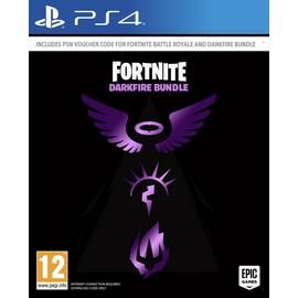 Fortnite Darkfire Bundle PS4 Game Best Price, Cheapest Prices