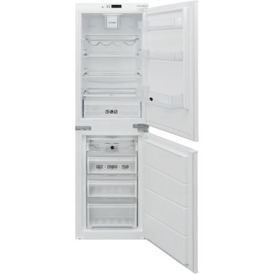 Hoover BHBF172UKT Integrated 50/50 Fridge Freezer with Sliding Door Fixing Kit - White - A+ Rated Best Price, Cheapest Prices