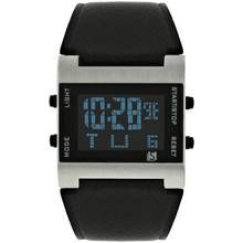 Spirit Men's Black Plastic Strap Digital Watch Best Price, Cheapest Prices