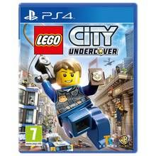 LEGO City Undercover PS4 Game Best Price, Cheapest Prices