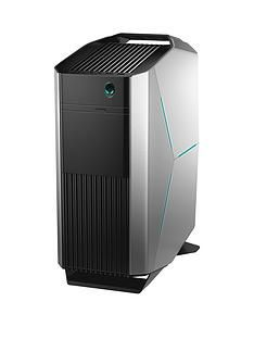 Alienware Aurora R8, Intel® Core™ i7-8700, 8GB NVIDIA GeForce RTX 2070 OC Graphics, 16GB DDR4 RAM, 2TB HDD & 256GB SSD, Gaming PC - Epic Silver Best Price, Cheapest Prices