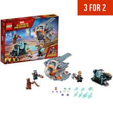 LEGO Marvel Avengers Thor's Weapon Quest Toy - 76102 Best Price, Cheapest Prices