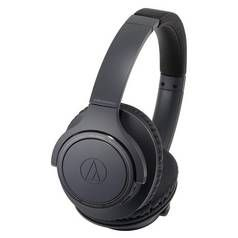 Audio Technica ATH-SR30BT On-Ear Wireless Headphones - Black Best Price, Cheapest Prices