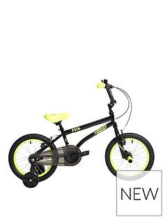 Barracuda BMX FS 16 INCH Black/Yellow Best Price, Cheapest Prices