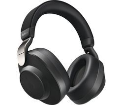 JABRA Elite 85H Wireless Bluetooth Noise-Cancelling Headphones - Titanium Black Best Price, Cheapest Prices