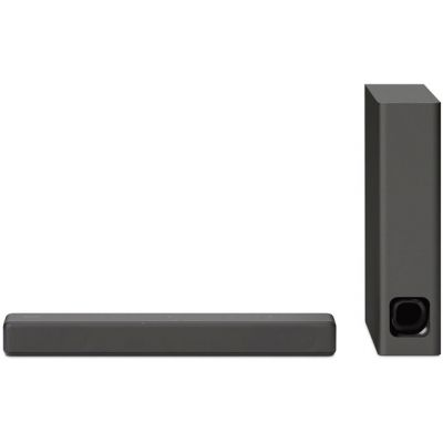 Sony HT-MT300 Bluetooth Soundbar with Wireless Subwoofer - Black Best Price, Cheapest Prices