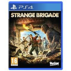 Strange Brigade PS4 Game Best Price, Cheapest Prices