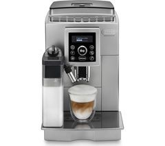 DELONGHI ECAM23.460 Bean to Cup Coffee Machine - Silver & Black Best Price, Cheapest Prices