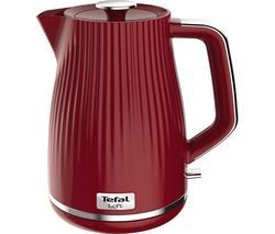 TEFAL Loft KO250540 Rapid Boil Traditional Kettle - Cherry Red Best Price, Cheapest Prices