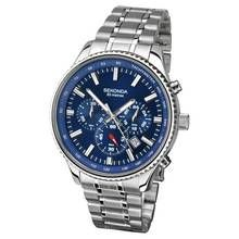 Sekonda Men's Dual Time Stainless Steel Bracelet Watch Best Price, Cheapest Prices