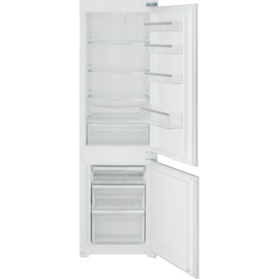 De Dietrich DRP772MJ Integrated 70/30 Fridge Freezer with Sliding Door Fixing Kit - White - A+ Rated Best Price, Cheapest Prices