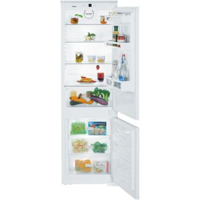 Liebherr ICUS3324 Integrated 60/40 Fridge Freezer with Sliding Door Fixing Kit - White - A++ Rated Best Price, Cheapest Prices