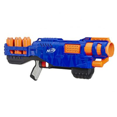 Nerf Elite Trilogy DS-15 N-Strike Toy Blaster Best Price, Cheapest Prices