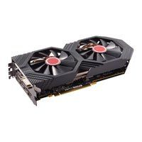 8GB XFX Radeon RX 580 GTS XXX Edition OC, 14nm Polaris, 2304 Streams, 1366MHz Boost, 8000MHz GDDR5, 3xDP/HDMI/DVI-D Best Price, Cheapest Prices