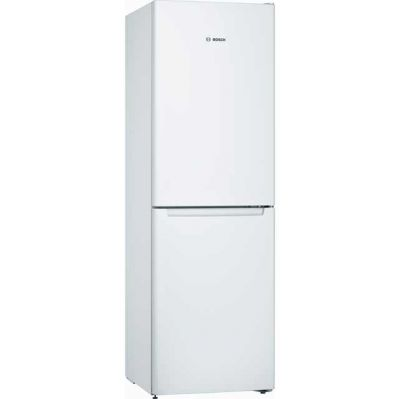 Bosch Serie 2 KGN34NW3AG 50/50 Frost Free Fridge Freezer - White - A++ Rated Best Price, Cheapest Prices