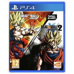 Dragon Ball Xenoverse & Xenoverse 2 PS4 Game Best Price, Cheapest Prices