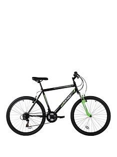 Flite Active Front Suspension Mens Mountain Bike 20 Inch Frame Best Price, Cheapest Prices