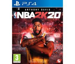 PS4 NBA 2K20 Best Price, Cheapest Prices