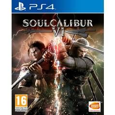 Soulcalibur VI PS4 Game Best Price, Cheapest Prices