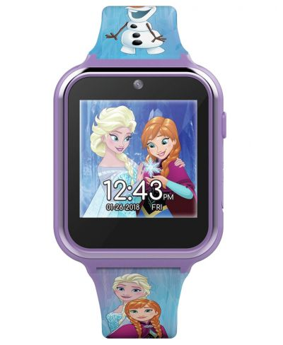 Disney Frozens Multicoloured Silicone Children's Watch Best Price, Cheapest Prices