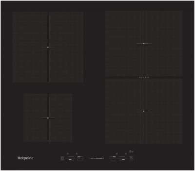Hotpoint CIS641FB Electric Induction Hob - Black Best Price, Cheapest Prices
