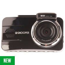 Snooper DVR-4HD Dash Cam with GPS Best Price, Cheapest Prices