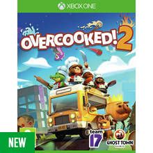 Overcooked 2 Xbox One Game Best Price, Cheapest Prices