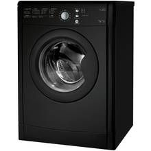 Indesit Ecotime IDVL 75 B R K F/Standing Tumble Dryer Black Best Price, Cheapest Prices