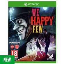 We Happy Few Xbox One Game Best Price, Cheapest Prices