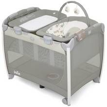 Joie Excursion Change & Bounce Travel Cot - In the Rain Best Price, Cheapest Prices