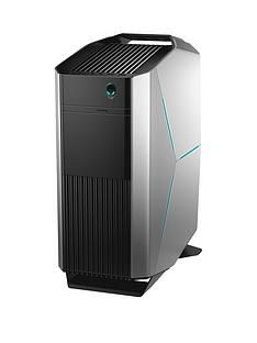 Alienware Aurora R8, Intel® Core™ i7-8700, 6GB NVIDIA GeForce GTX 1060 Graphics, 16GB DDR4 RAM, 1TB HDD & 128GB SSD, Gaming PC - Silver Best Price, Cheapest Prices