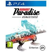 Burnout Paradise Remastered PS4 Game Best Price, Cheapest Prices