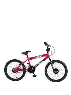 Flite Panic 20 inch Girls BMX Bike Best Price, Cheapest Prices