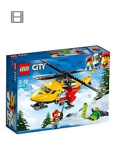 LEGO City 60179 City Ambulance Helicopter Best Price, Cheapest Prices