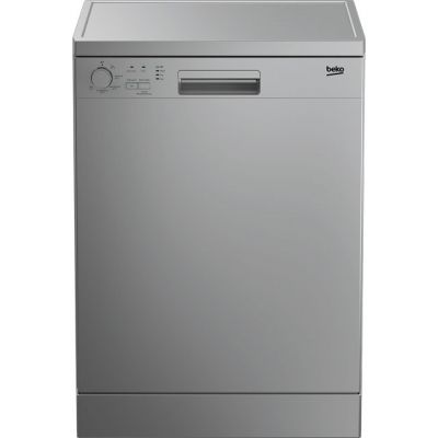 Beko DFN05R11S Standard Dishwasher - Silver - A+ Rated Best Price, Cheapest Prices
