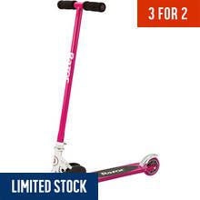Razor S Sport Scooter - Pink Best Price, Cheapest Prices