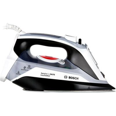 Bosch TDA70EYGB 2400 Watt Iron -White / Black Best Price, Cheapest Prices