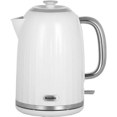 Breville Impressions VKJ738 Kettle - White Best Price, Cheapest Prices